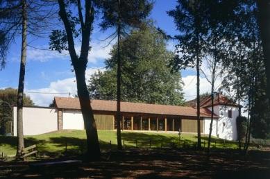 Forsthaus Neuhaus Fassade West