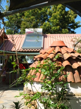 Solarvillageküche